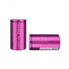 Efest Purple IMR 18350 - 700mAh - Flat Top