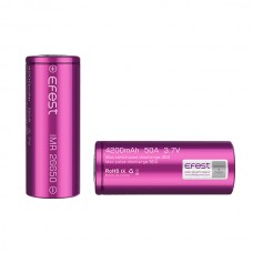 Efest Purple 4200mAh 26650 Battery