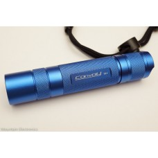 Convoy S2+ Flashlight - Blue - XM-L2 - 1x18650