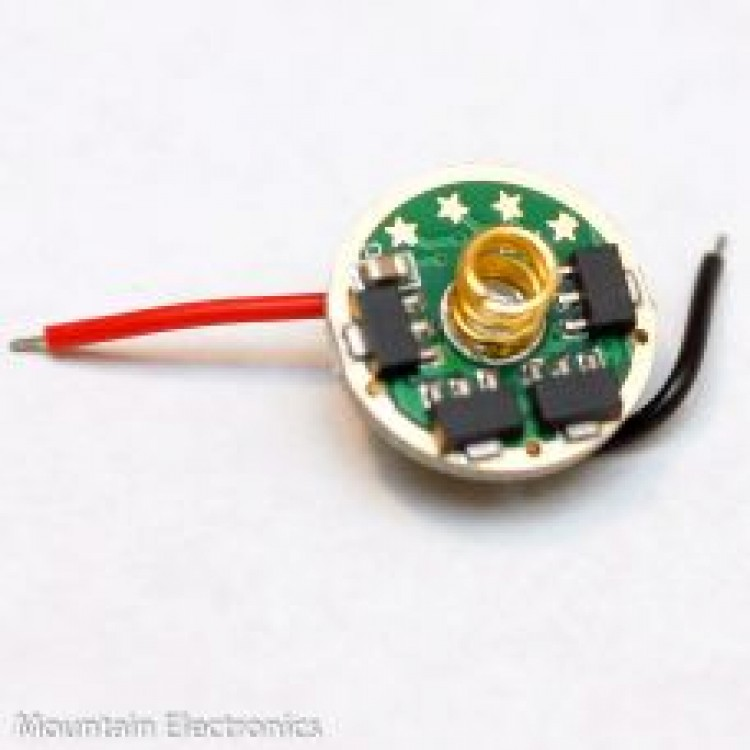 QLITE REV.A 7135*8 3.04A LED DRIVER - 17mm