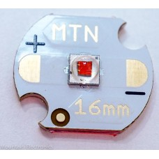 CREE Red XP-E2 on 16mm MTN MCPCB