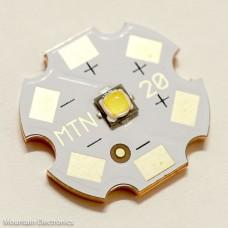 Nichia 219C D280 on 20mm MTN DTP CU - 80+ CRI 3000K