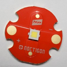 CREE XP-L HI U4 3000K LED on Noctigon 20mm MCPCB - 80+ CRI