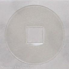 CREE XM Series Translucent Insulation Gaskets (XM-L, XM-L2) 19mm OD