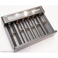 XTAR Queen Ant MC6 Charger - Lithium Ion