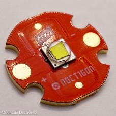Luminus SST-40 N5 6500K LED on Copper DTP MCPCB
