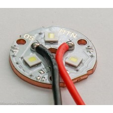 (3) Osram CSLPM1.TG FLAT LEDs on MTN 3XP COPPER MCPCB