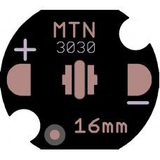 MTN 3030 16mm Copper MCPCB
