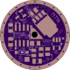 22mm Single-Sided FET Driver PCB - V1.3b - MTN-22DD