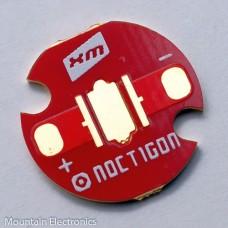 Noctigon XM16 16mm Copper MCPCB - XM-L2 / 6V XHP50
