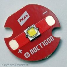 CREE XP-G2 S4 5D LED on Noctigon 16mm MCPCB